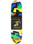 DGK x JT&CO 1995 Deck  8.06 x 32