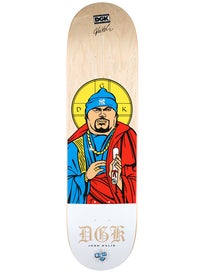 DGK Kalis Saints Deck 8.1 x 31.875