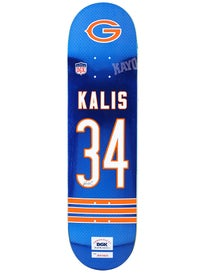 DGK Kalis Throwback Deck 8.1 x 31.875