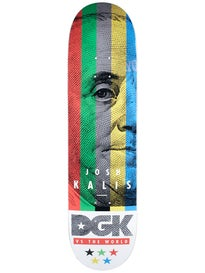 DGK Kalis VS The World Deck 8.06 x 32