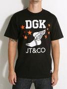 DGK JT&CO Timeless T-Shirt