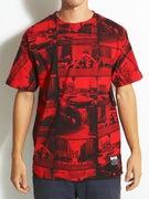 DGK Skate Spots T-Shirt