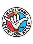 DGK Livin' Sticker