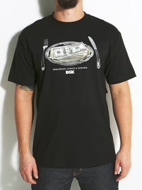 DGK Meal Time T-Shirt