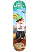 DGK Rivas Pot Heads Deck  8.0 x 32