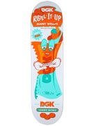 DGK Rivas Roll It Up Deck  8.1 x 32