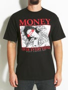 DGK Money Over Everything T-Shirt