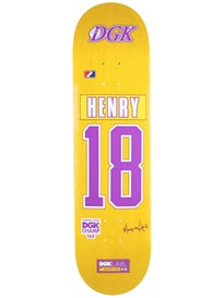 DGK Henry Draft Picks Deck  8.25 x 32