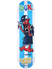 DGK Henry Gutter Pop Deck 8.06 x 31.875