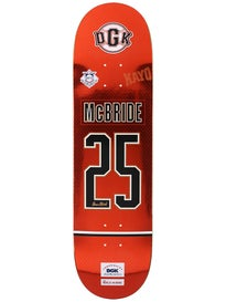 DGK McBride Throwback Deck  8.38 x 32.25