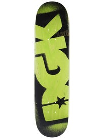 DGK Price Point Lime Green Deck  7.75 x 31.4