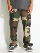 DGK O.G. Cargo Pants  Big Woods Camo