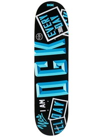 DGK Open Blue Deck 8.06 x 31.875