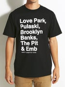 DGK Plazas T-Shirt