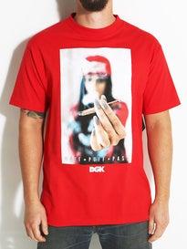 DGK Puff Puff Pass T-Shirt