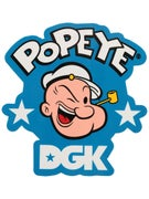 DGK x Popeye Strong To The Finish Sticker