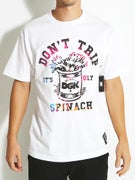 DGK x Popeye It's Only Spinach T-Shirt