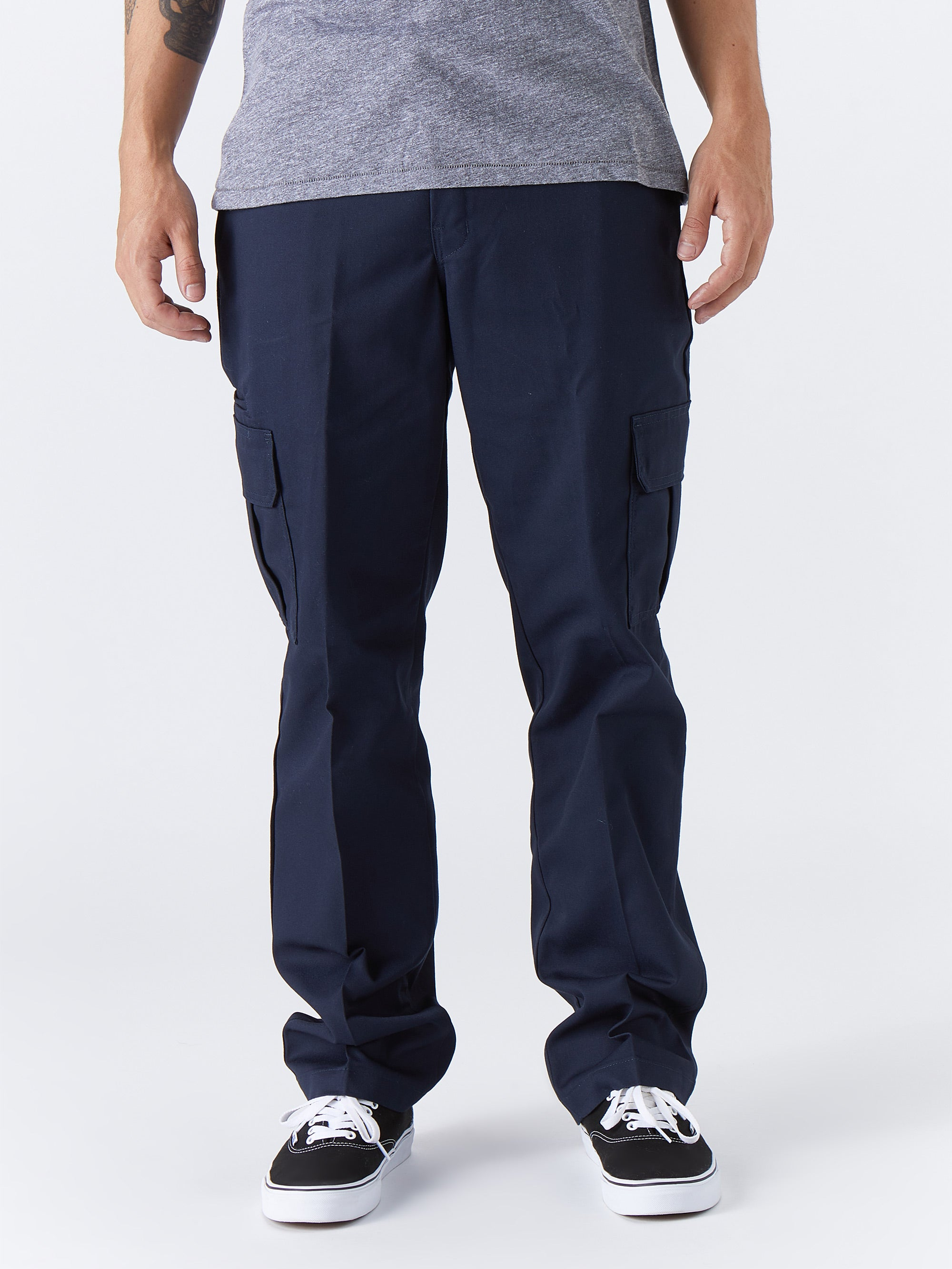 Dickies 595 Regular Fit Cargo Pant Dark Navy