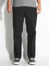 Dickies 67 Regular Fit Work Pant Black