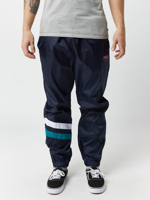 2019 original purchase authentic hoard as a rare commodity DGK South Beach Swishy Pants Navy - Skate Warehouse