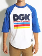 DGK Stacked 3/4 Sleeve Raglan