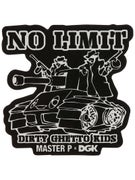 DGK Soldiers Sticker