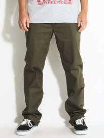 DGK Street Chino Pants  Army