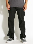 DGK Street Chino Pants  Black