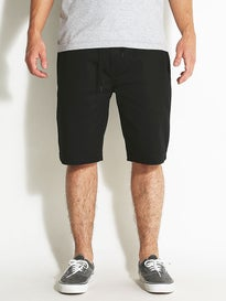 DGK Street Chino Shorts  Black