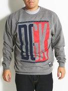 DGK Split Crew Sweatshirt
