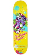 DGK Williams Blazin Raisins Deck  8.25 x 32