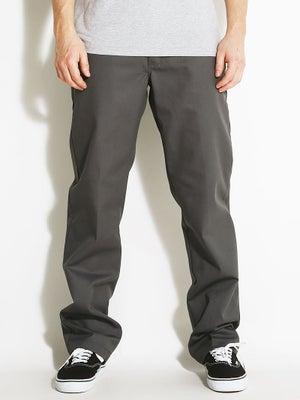 Dickies 67 Slim Fit Work Pant Charcoal 30