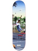 DGK Williams Iconic Deck  8.25 x 32