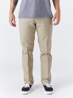Dickies 67 Slim Fit Work Pant 30x32 Dsrt Sand