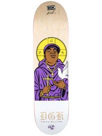 DGK Williams Saints Deck 7.9 x 31.25