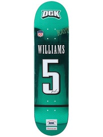 DGK Williams Throwback Deck 7.9 x 31.375