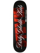 DGK Williams Top Shelf Deck  8.25 x 32