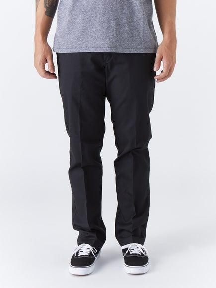 Dickies 67 Slim Fit Work Pant Black