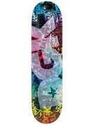 DGK Trippy Collage Deck  7.8 x 31.5