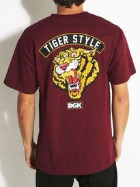 DGK Tiger Style T-Shirt