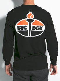 DGK x FTC Torch L/S T-Shirt