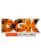 DGK To The Limit Sticker