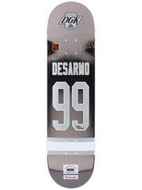 DGK Desarmo Throwback Deck 8.0 x 31.875