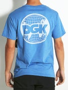 DGK World Wide Premium T-Shirt