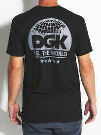 DGK World Class T-Shirt