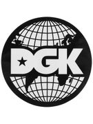 DGK World Wide Sticker