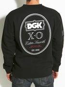 DGK XO Crew Sweatshirt