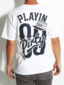 DGK Playin Dirty T-Shirt