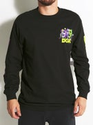 DGK Laugh Now Cry Later L/S T-Shirt