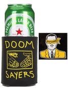 Doom Sayers Coozie + Sticker